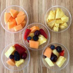 Cestino di frutta di stagione